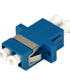 LC to LC-UPC-Duplex-Single Mode-Adaptor