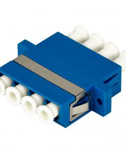 LC to LC-UPC-Quad-Single Mode-Adaptor