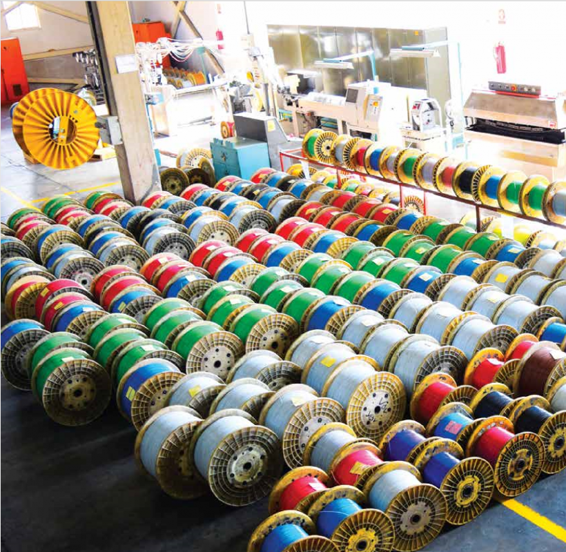 cable factory